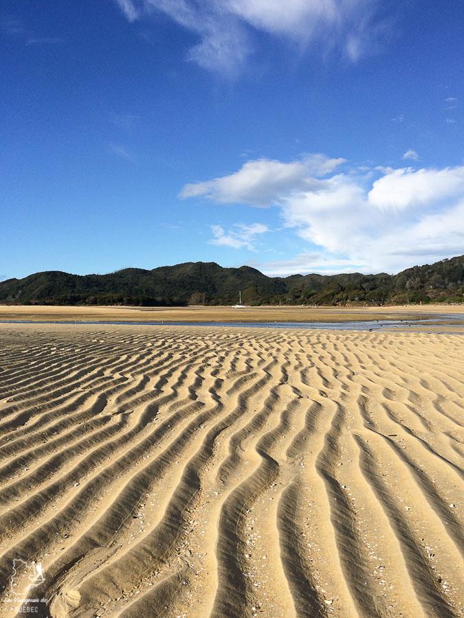 Marée basse à Abel Tasman dans mon article La randonnée en Nouvelle-Zélande: 5 randonnées à faire sur l'île du Sud en Nouvelle-Zélande (de 1 à 4 jours) #nouvellezelande #oceanie #randonnee #trek #voyage #trekking #nature #abeltasman #iledusud