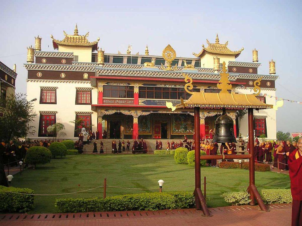 Culture tibétaine dans le Nord de l'Inde