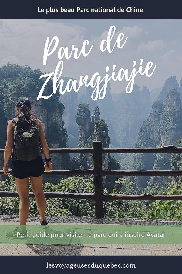 Parc national de Zhangjiajie en Chine : Petit guide pour visiter ce parc | Zhangjiajie | Chine | Voyage à Zhangjiajie | parc national de Zhangjiajie | Que visiter à Zhangjiajie| Visiter Zhangjiajie | randonnée à Zhangjiajie | parc de Zhangjiajie | parc avatar | visite Zhangjiajie | #Zhangjiajie #chine #voyage #avatar