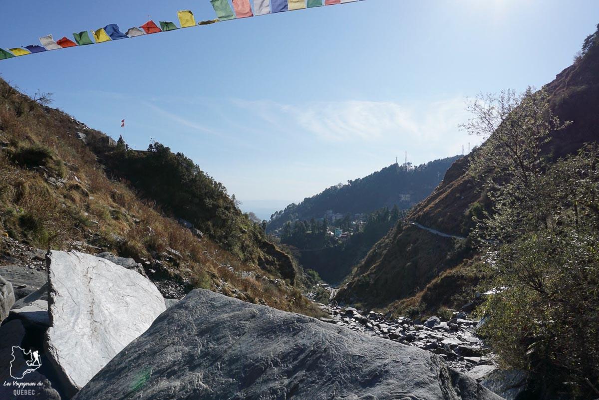 Ma retraite spirituelle à Dharamsala en Inde