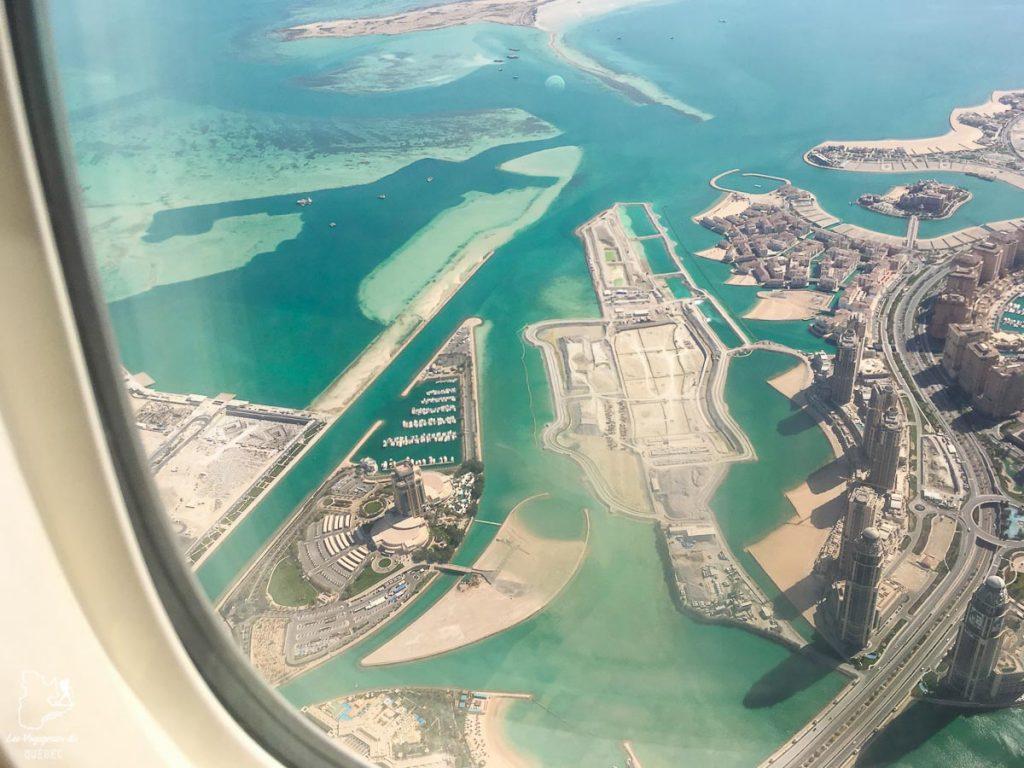 Doha, construit sur des îles artificielles dans notre article Visiter Doha au Qatar: Que faire pendant une escale à Doha de 24 heures #doha #qatar #voyage #escale
