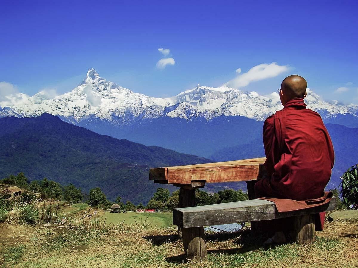 Faire une retraite de méditation en Inde