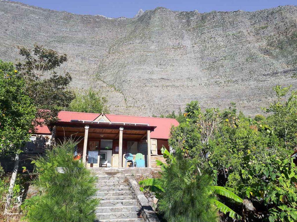 Le gîte du Bronchard à la Réunion dans notre article Randonnée à l'île de la Réunion : Mon trek à l'île intense en groupe organisé #reunion #iledelareunion #voyage #randonnee