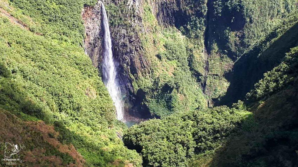 Cascade du Trou de Fer à la Réunion dans notre article Randonnée à l'île de la Réunion : Mon trek à l'île intense en groupe organisé #reunion #iledelareunion #voyage #randonnee #trek