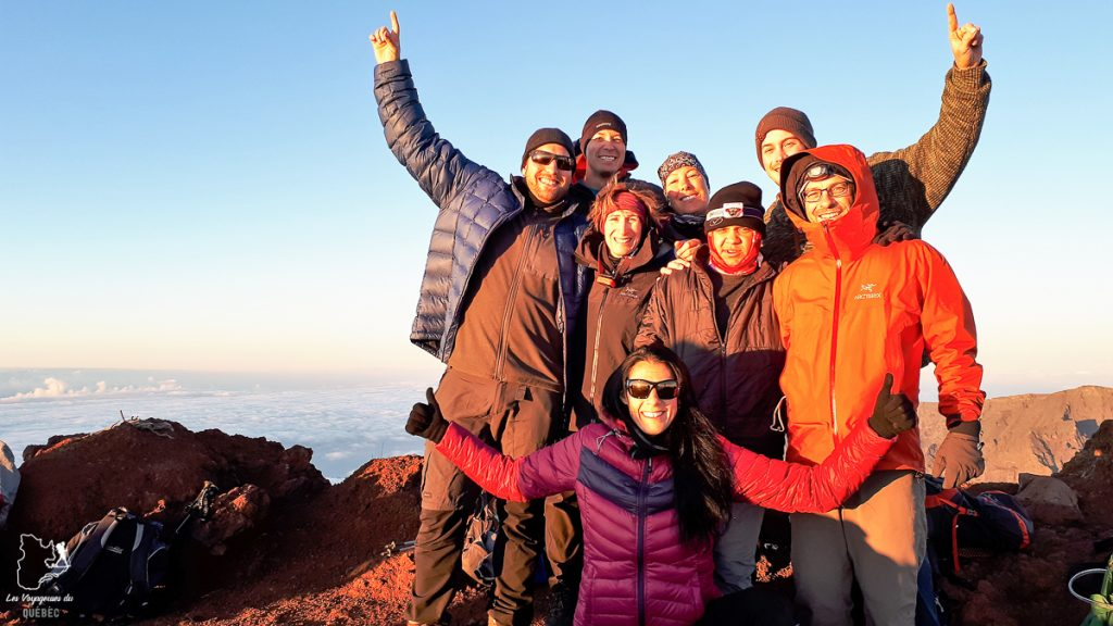 Randonnée à l'île de la Réunion : Mon trek à l'île intense en groupe organisé #reunion #iledelareunion #voyage #randonnee #trek
