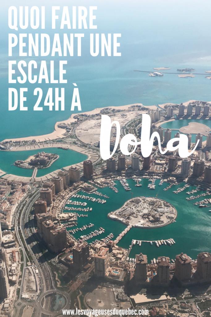 Visiter Doha au Qatar, que faire en 24 heures