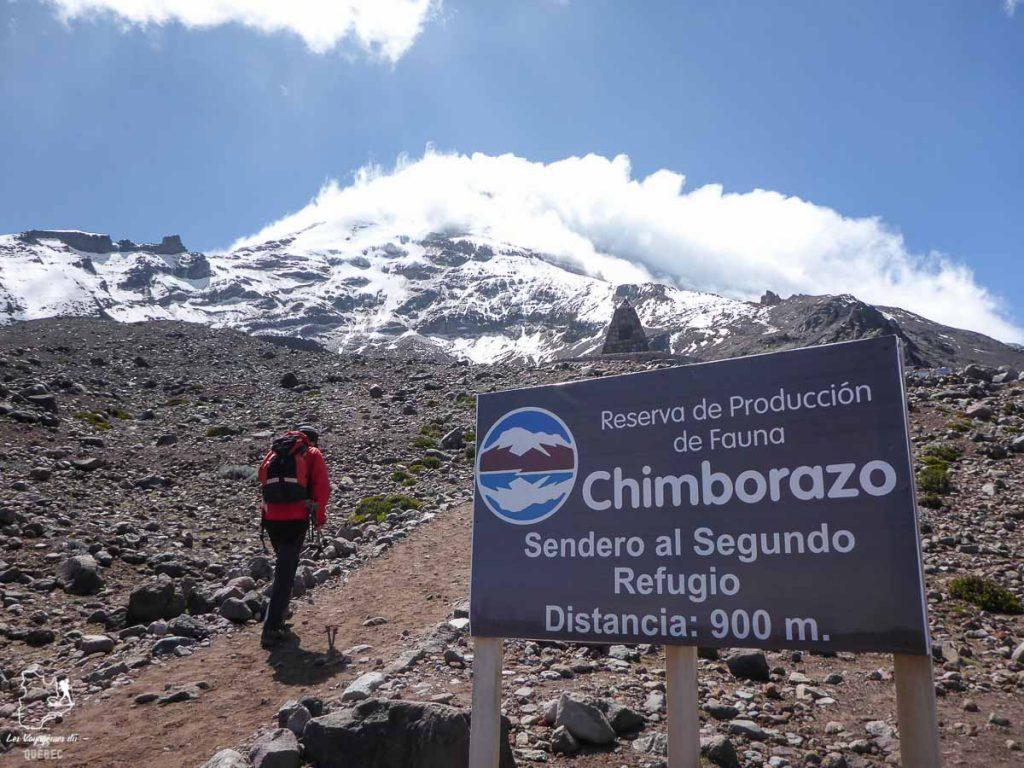 Randonnée au volcan Chimborazo en Équateur dans notre article Où partir seule en tant que femme : 12 destinations pour un voyage en solo #voyage #femme #voyagersolo #equateur