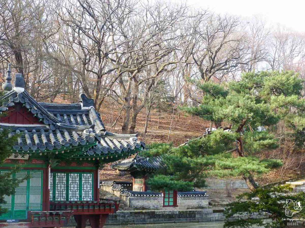 Temple en Corée du Sud dans notre article Où partir seule en tant que femme : 12 destinations pour un voyage en solo #voyage #femme #voyagersolo #coreedusud