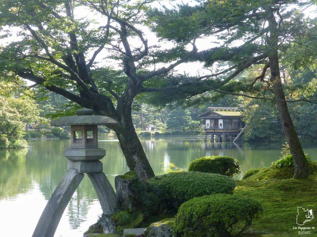 À Kanazawa au Japon dans notre article Où partir seule en tant que femme : 12 destinations pour un voyage en solo #voyage #femme #voyagersolo #japon