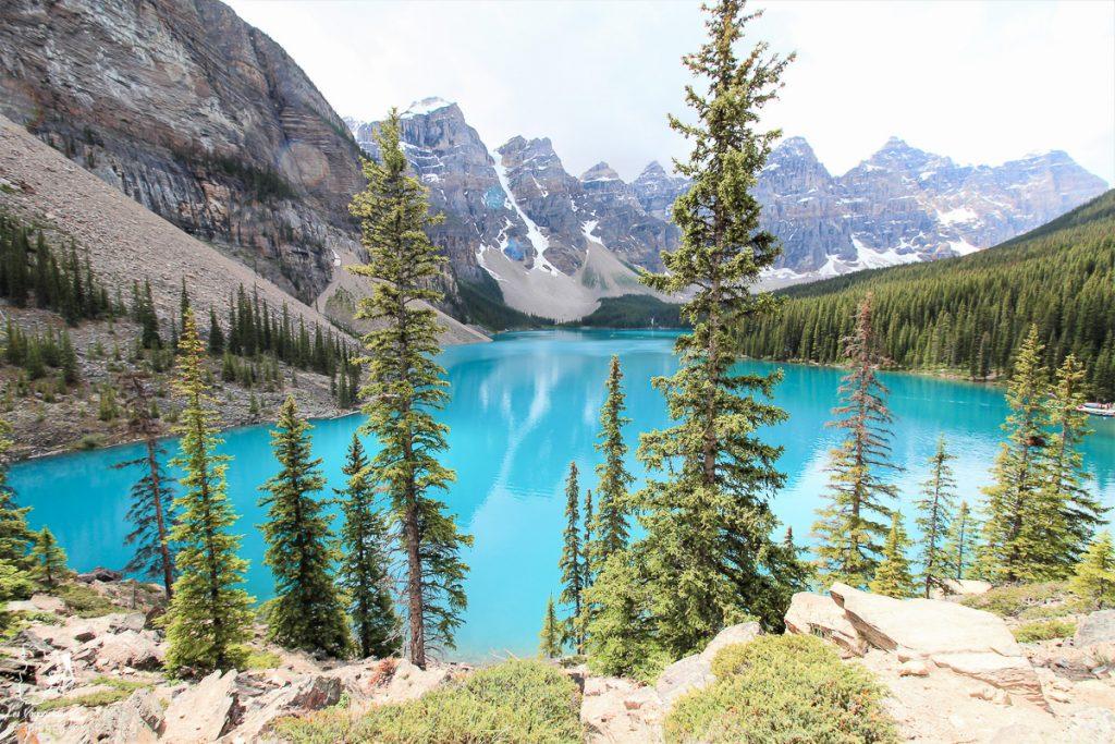 Rocheuses canadiennes : road trip de 3 jours entre Banff et Jasper #rocheuses #rocheusescanadiennes #ouestcanadien #canada #voyage #montagne #alberta #roadtrip
