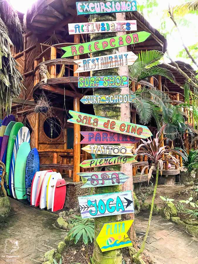 Au Balsa Surf Camp à Montanita en Équateur dans notre article Surf en Équateur : Mon expérience dans un camp de surf à Montañita #surf #equateur #campdesurf #montanita