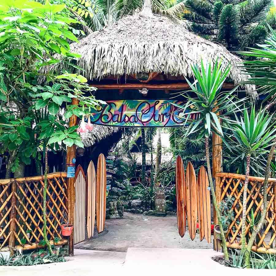 Le Balsa Surf Camp en Équateur dans notre article Surf en Équateur : Mon expérience dans un camp de surf à Montañita #surf #equateur #campdesurf #montanita