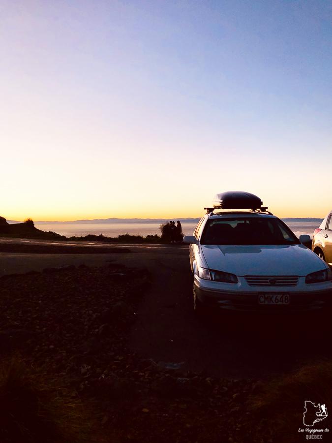Voiture pour le road trip en Nouvelle-Zélande dans notre article Road trip en Nouvelle-Zélande : Mes 5 semaines à vivre sur la route #nouvellezelande #roadtrip #oceanie #voyage