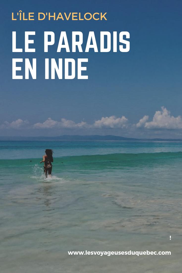 Petit paradis en Inde, l'île d'Havelock aux îles Andaman dans notre article Havelock aux îles Andaman en Inde : Évasion parfaite sur une île indienne