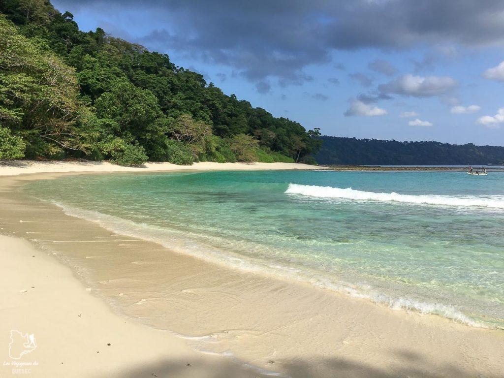 Lagon sur Havelock aux îles Andaman dans notre article Havelock aux îles Andaman en Inde : Évasion parfaite sur une île indienne #havelock #ile #andaman #paradis #inde #voyage
