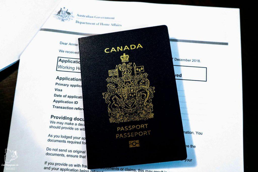 Demande de visa dans les étapes pour préparer son voyage dans notre article Préparer son voyage : Comment se préparer à un long voyage #longvoyage #tourdumonde #voyage #visa