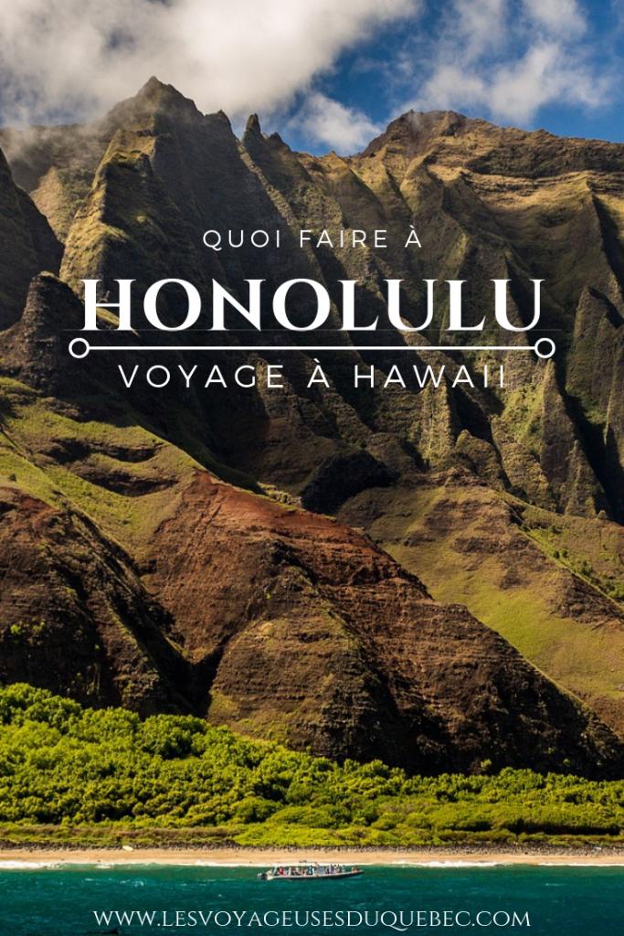 Visiter Honolulu : Les incontournables