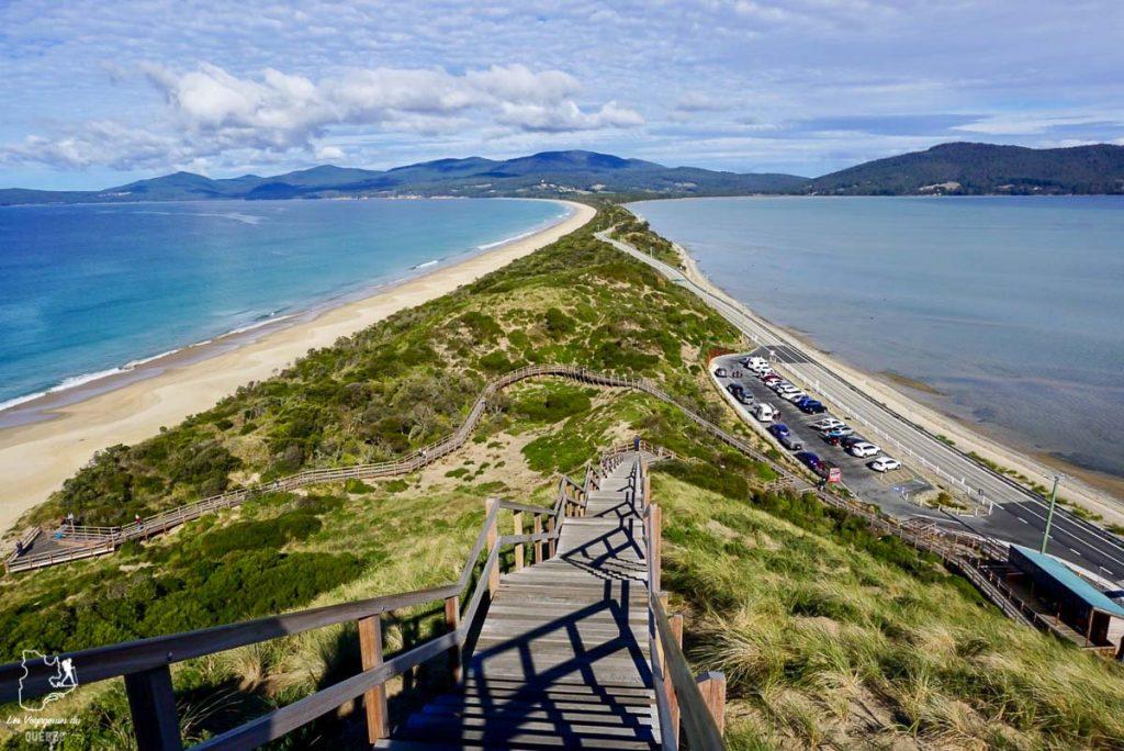 Bruny Island en Tasmanie dans notre article Que faire en Tasmanie : Mon itinéraire de road trip à travers l'île de Tasmanie #tasmanie #australie #ile #voyage #roadtrip