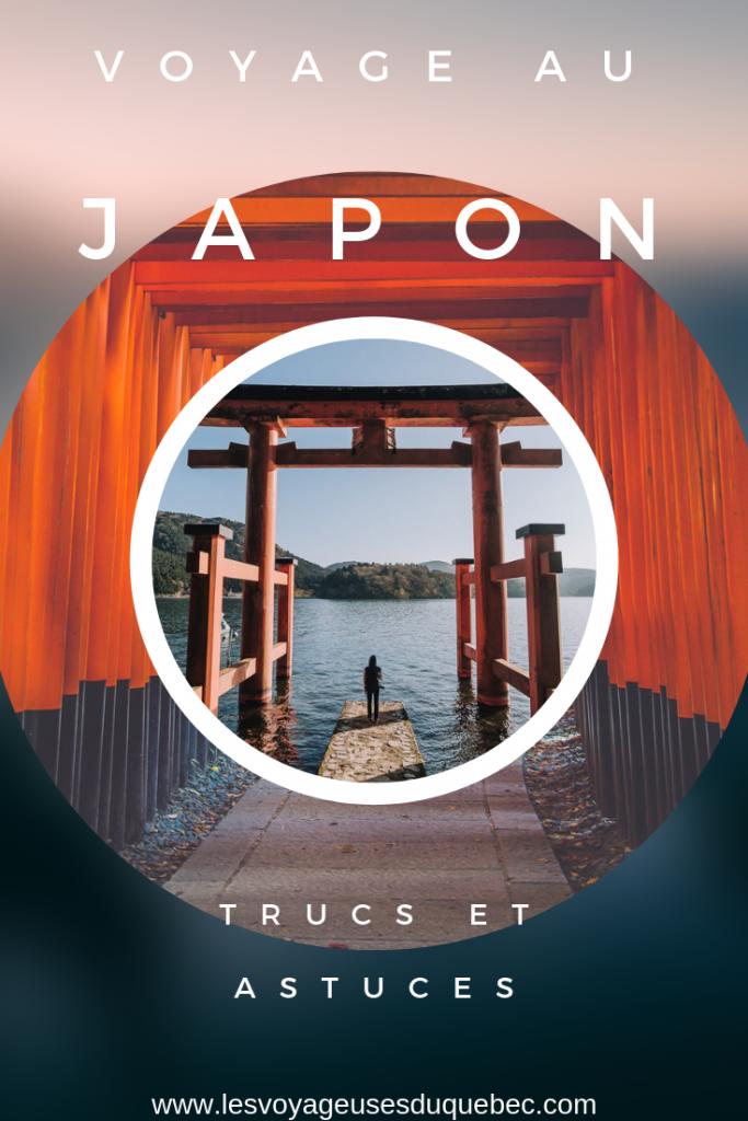 Visiter le Japon : trucs et astuces