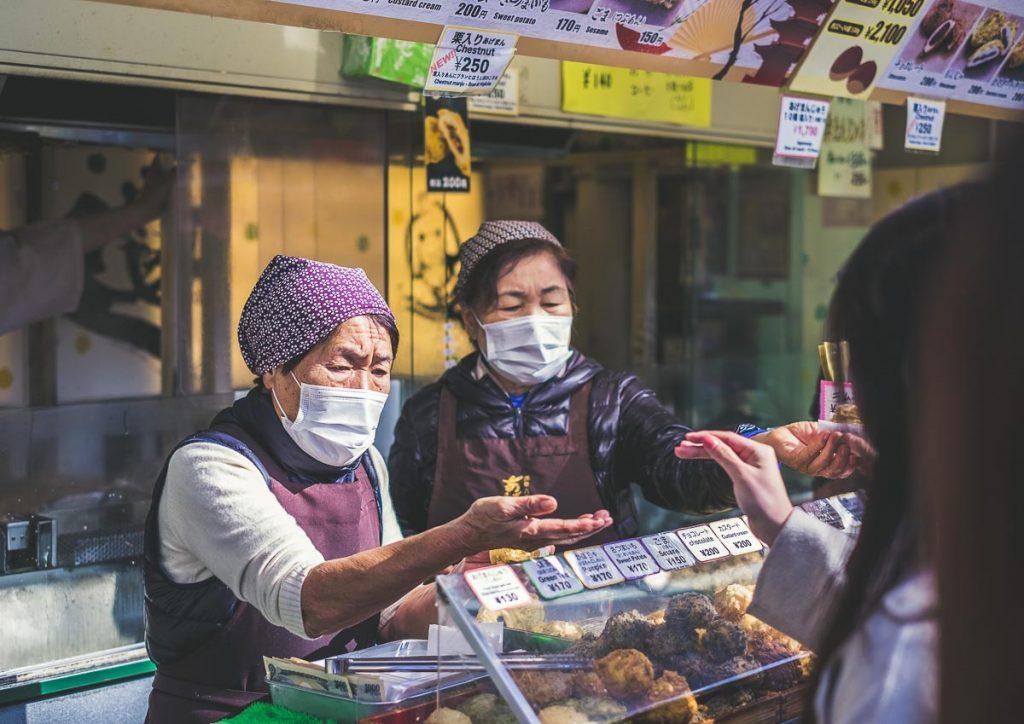 Argent comptant pour payer au Japon dans notre article Visiter le Japon : Mes trucs et astuces pour un voyage au Japon réussi #japon #asie #voyage