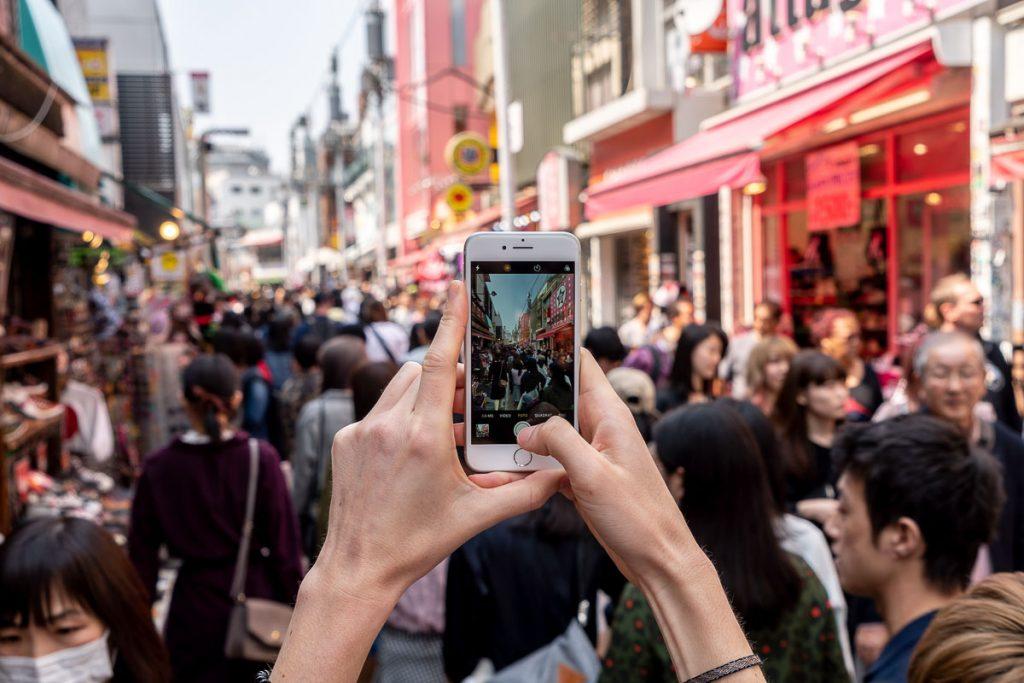 Carte SIM pour communication au Japon dans notre article Visiter le Japon : Mes trucs et astuces pour un voyage au Japon réussi #japon #asie #voyage