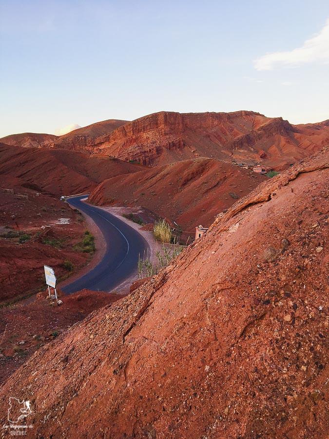 Le désert de Ouarzazate dans mon itinéraire au Maroc dans notre article Itinéraire au Maroc : Que faire au Maroc et visiter en tant que femme #maroc #itineraire #voyageaufeminin #femme #voyage #Ouarzazate