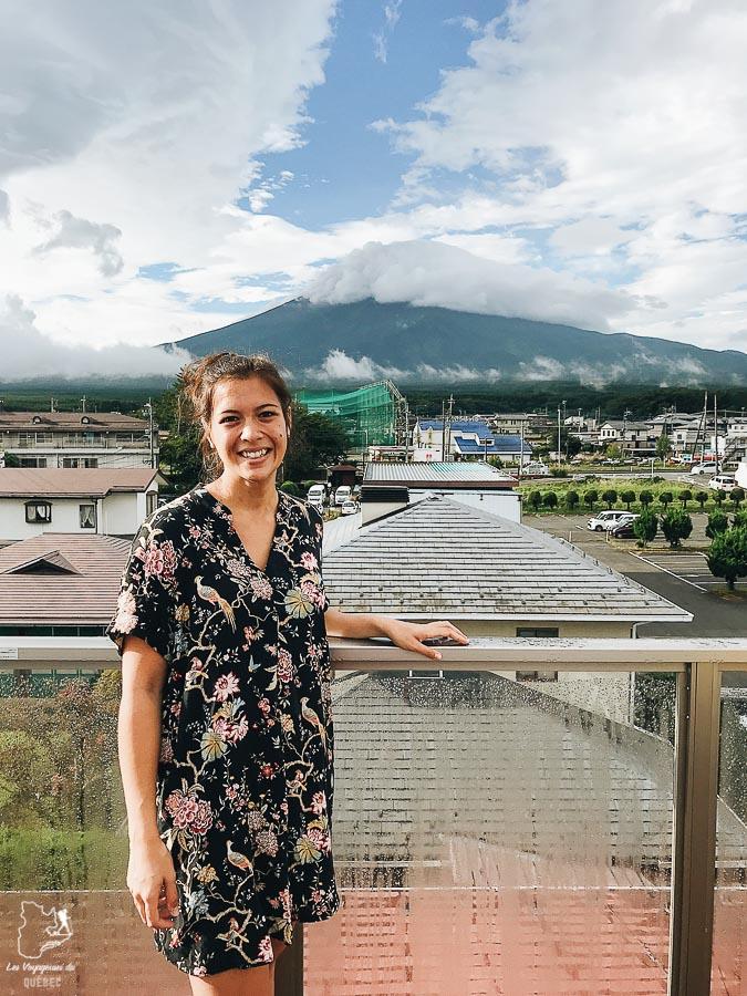 Dormir au K's House Fuki View au Japon dans notre article Visiter le Japon : Mes trucs et astuces pour un voyage au Japon réussi #japon #asie #voyage #hebergement
