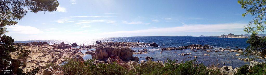 L'île de Lokrum dans notre article Visiter la Croatie : Où aller et que faire en Croatie entre Zadar à Dubrovnik #croatie #balkans #europe #voyage #dubrovnik