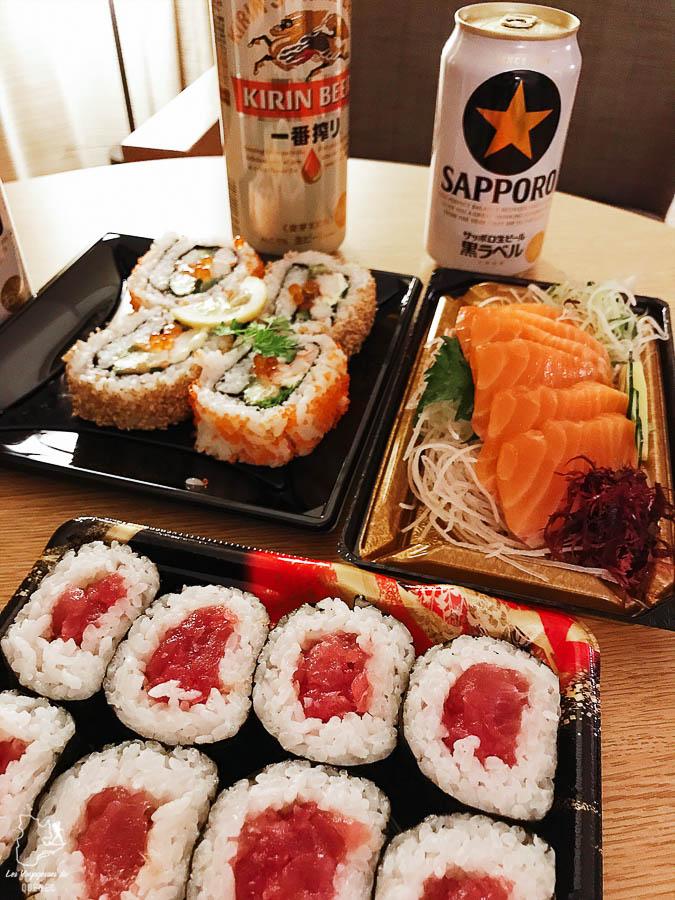 Manger économique au Japon dans notre article Visiter le Japon : Mes trucs et astuces pour un voyage au Japon réussi #japon #asie #voyage