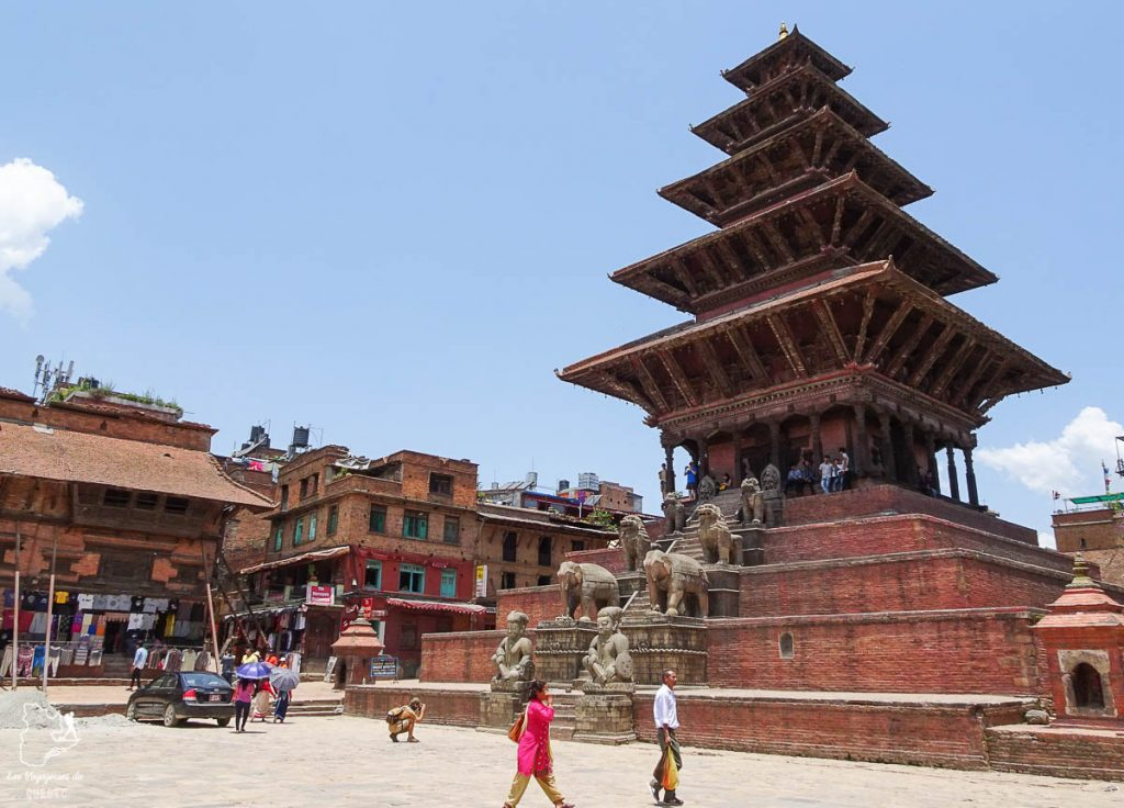 Bhaktapur, à mettre absolument sur votre liste de que faire à Katmandou au Népal dans notre article Que faire à Katmandou au Népal : Mes incontournables à visiter #katmandou #nepal #asie #incontournables