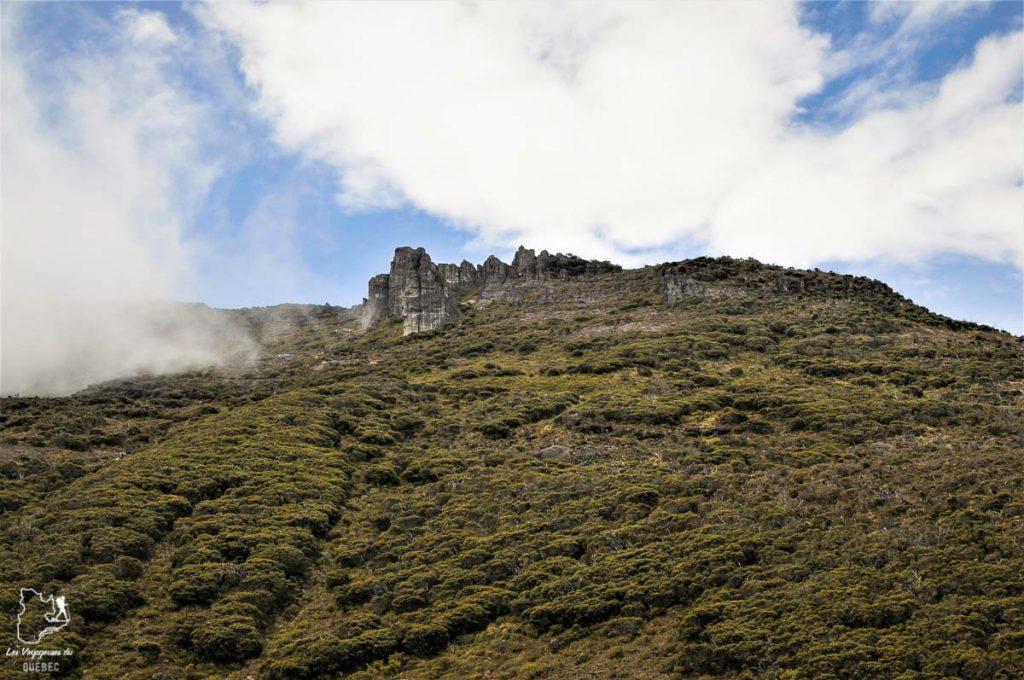 Los Crestones au Cerro Chirripo au Costa Rica dans notre article Le Cerro Chirripo au Costa Rica : Mon ascension du Mont Chirripo #costarica #ameriquecentrale #voyage #volcan #randonnee #chirripo