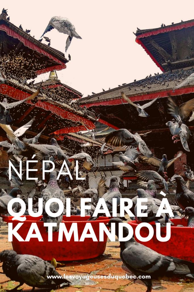 Que faire à Katmandou : 8 incontournables