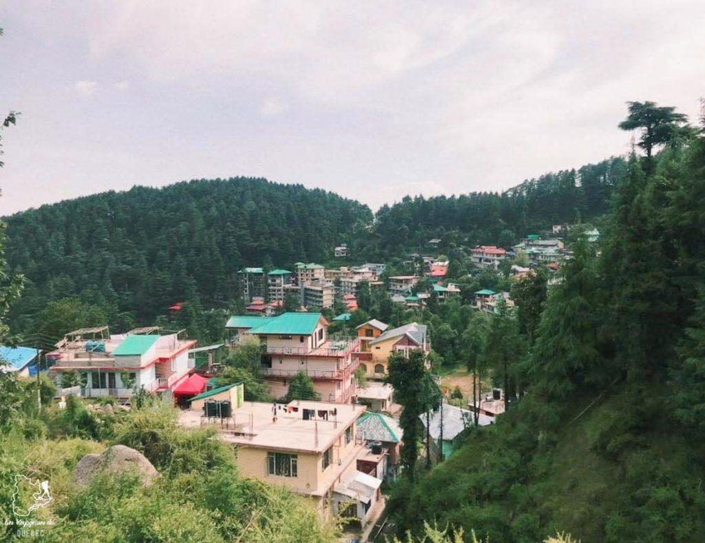 Dharamkot, lieu pour faire des activités, près de Dharamsala en Inde du Nord dans notre article Inde du Nord : Itinéraire et conseils pour un voyage dans le Nord de l'Inde #inde #indedunord #norddelinde #asie #voyage #cachemire #himachalpradesh
