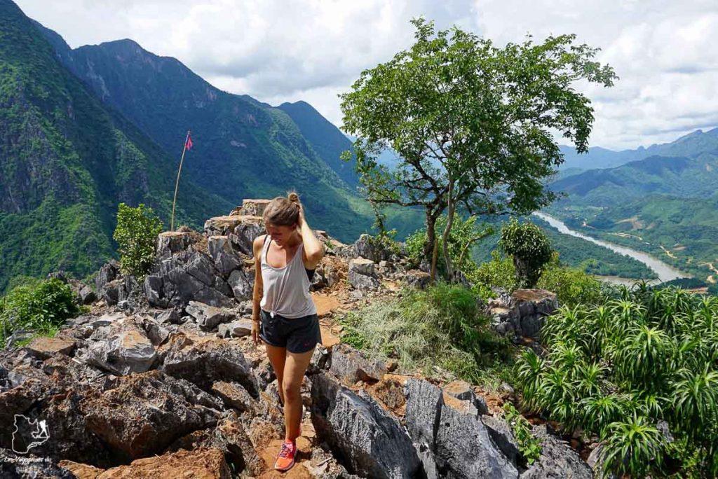 Randonnée au Laos dans notre article Personnalité introvertie : Apprendre à voyager seule en étant introvertie #introvertie #voyage #voyagerensolo #voyagerseule #voyageensolo