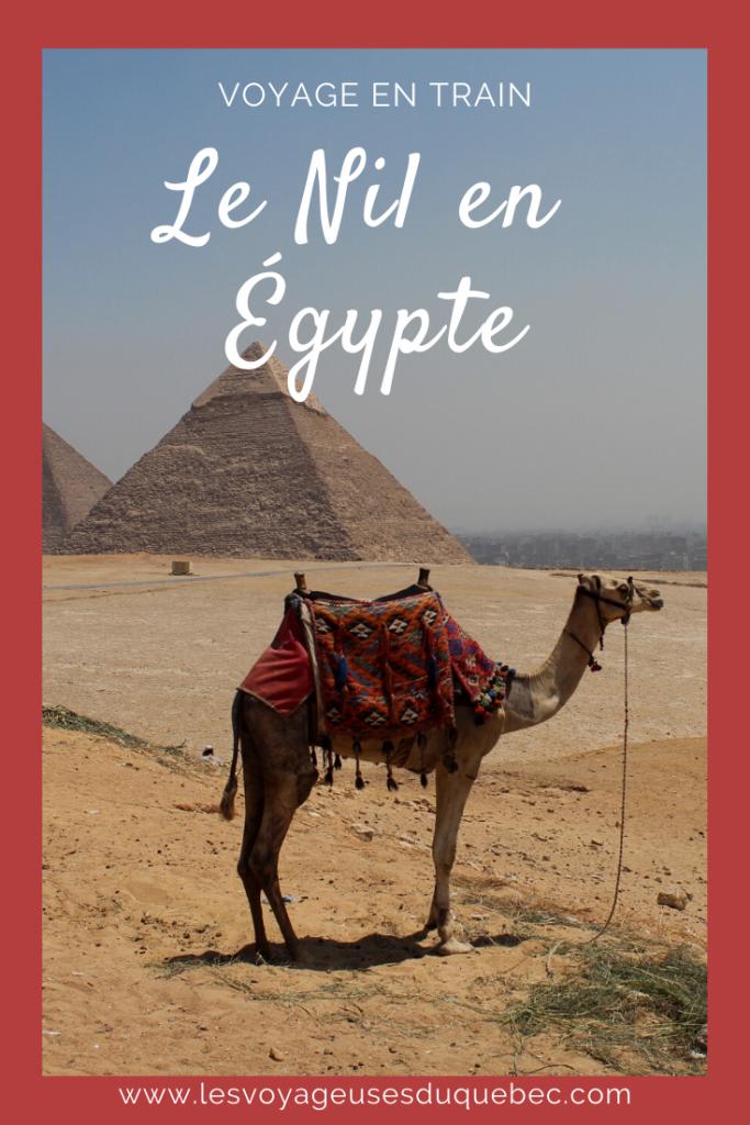 Le Nil en Égypte