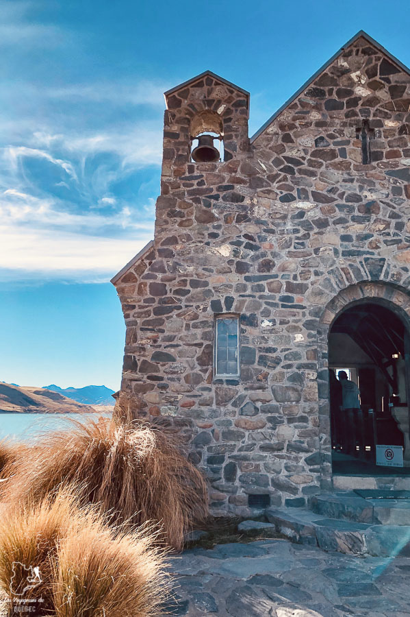 Church of the good shepherd dans mon itinéraire sur l'île du Sud en Nouvelle-Zélande dans notre article Île du Sud en Nouvelle-Zélande : Incontournables et itinéraire détaillé de mon road trip #nouvellezelande #ile #sud #itineraire #voyage #oceanie #roadtrip