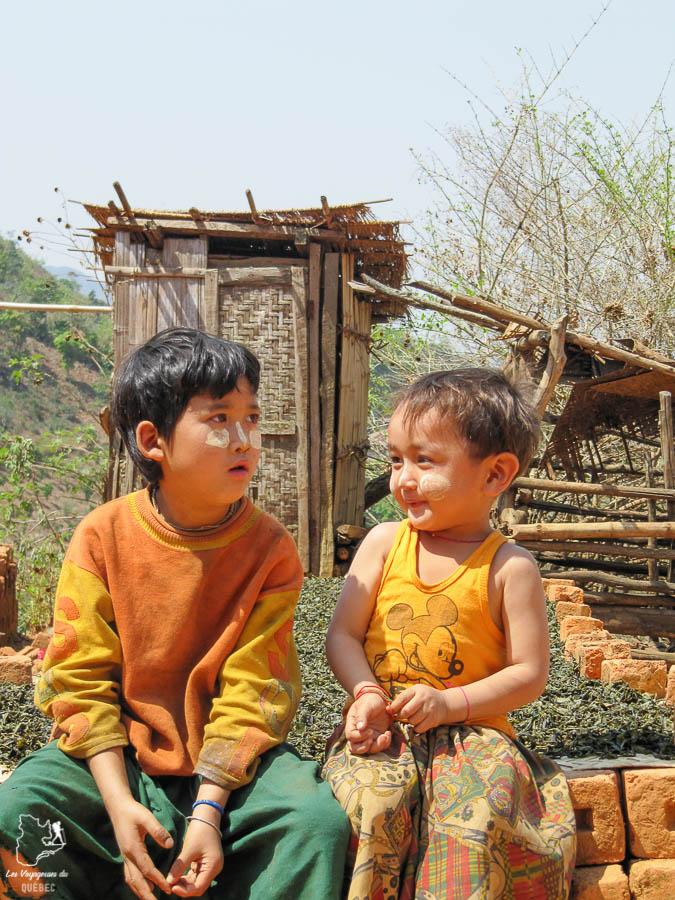 Que faire au Myanmar : une randonnée à Kalaw dans notre article Voyage au Myanmar : Mes expériences et lieux à visiter au Myanmar #myanmar #birmanie #asie #voyage #itineraire #kalaw #randonnee