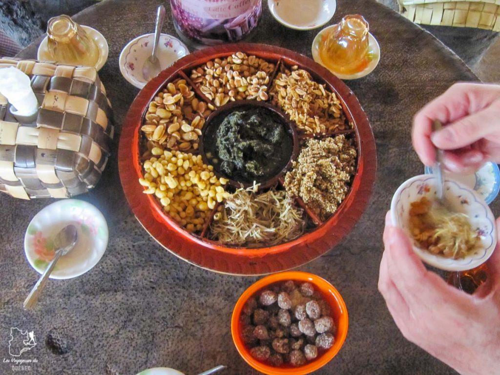 Nourriture au Myanmar dans notre article Voyage au Myanmar : Mes expériences et lieux à visiter au Myanmar #myanmar #birmanie #asie #voyage #itineraire