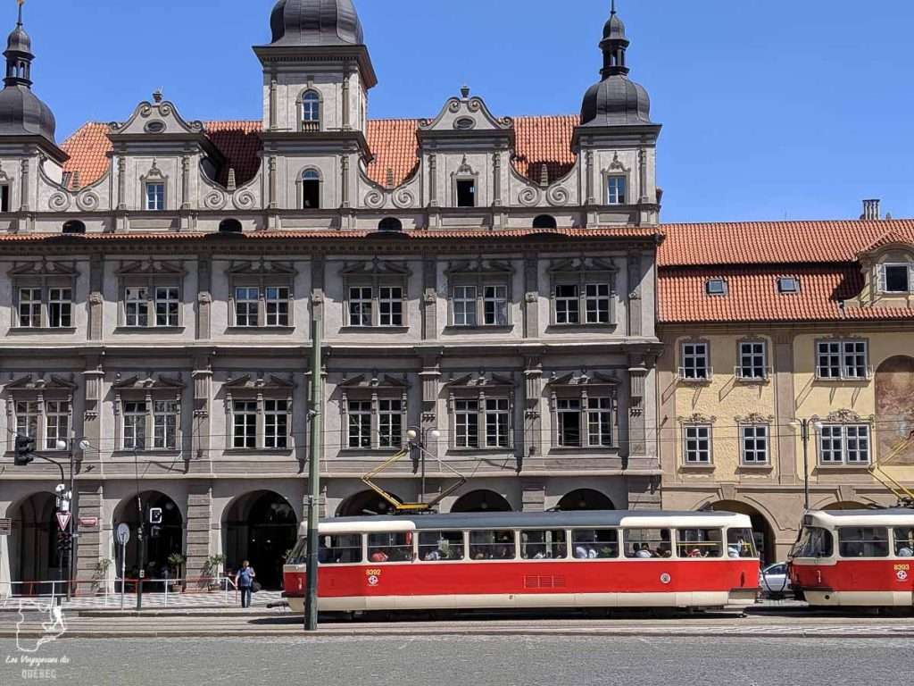 Transport à Prague dans notre article Que faire à Prague : Les incontournables pour visiter Prague en un week-end #prague #republiquetcheque #citytrip #week-end #europe #voyage