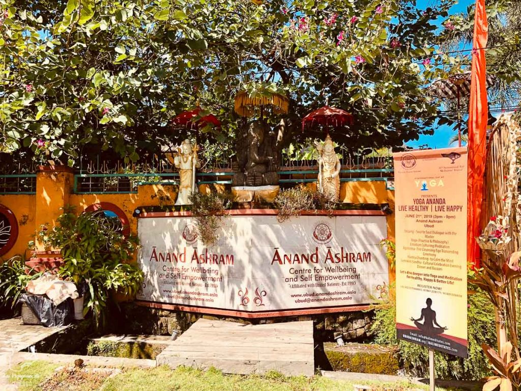 Faire une retraite de méditation dans un Ashram à Bali dans notre article 7 jours dans un Ashram à Bali : Ma retraite de yoga et de méditation à Bali #bali #ashram #indonesie #retraite #yoga #meditation