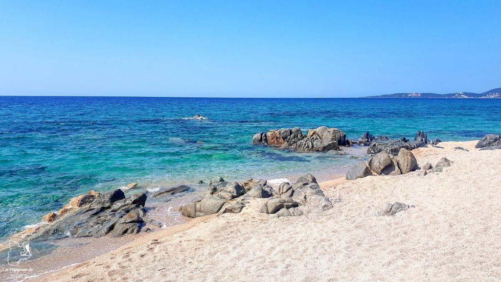 Plage Abbartello en Corse dans notre article Faire le Gr20 en Corse : Tout savoir sur cette longue randonnée en Corse #corse #GR20 #France #voyage #trek #randonnee
