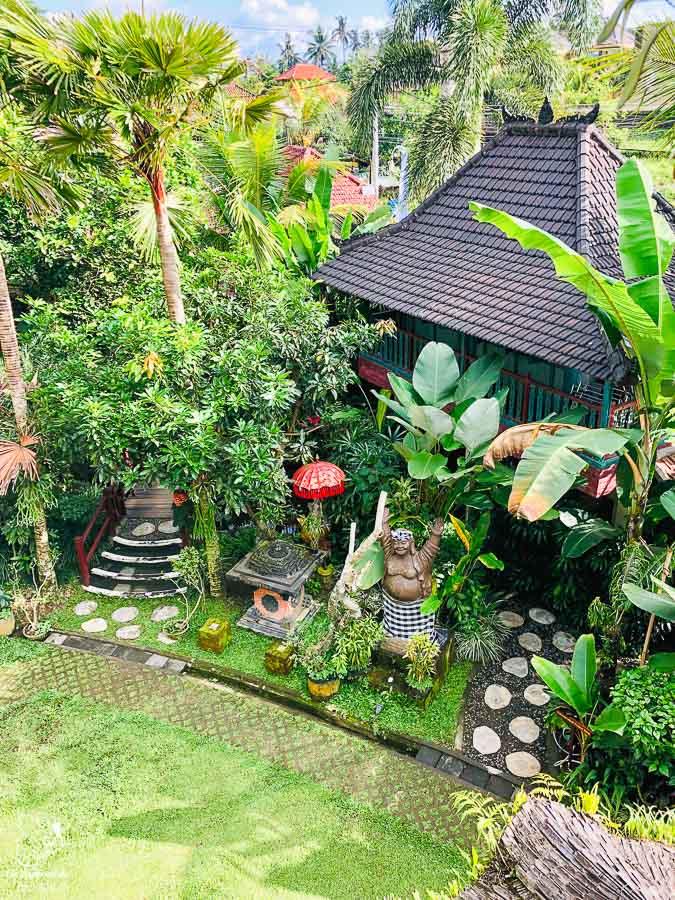 Le Pura dans mon Ashram à Bali dans notre article 7 jours dans un Ashram à Bali : Ma retraite de yoga et de méditation à Bali #bali #ashram #indonesie #retraite #yoga #meditation