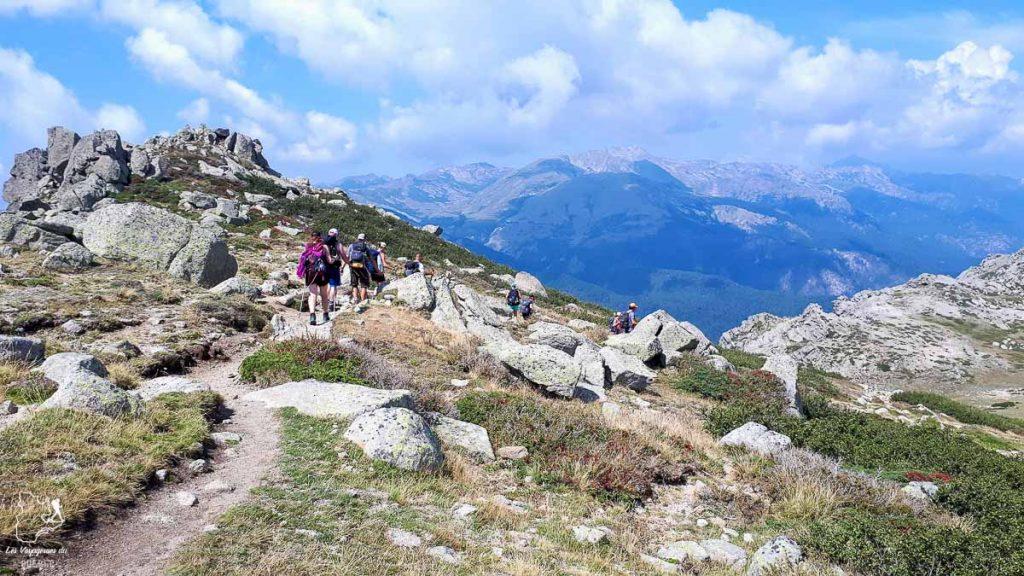 Randonnée sur les crêtes du Gr20 dans le Sud de la Corse dans notre article Faire le Gr20 en Corse : Tout savoir sur cette longue randonnée en Corse #corse #GR20 #France #voyage #trek #randonnee