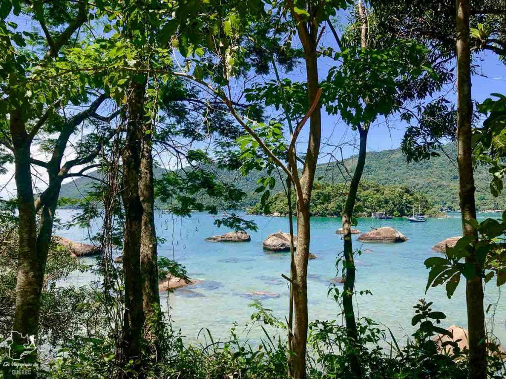 Île de Ilha Grande, site Unesco, à visiter près de Rio de Janeiro dans notre article Visiter Rio de Janeiro au Brésil : Que faire à Rio, la belle! #rio #riodejaneiro #bresil #ameriquedusud #voyage