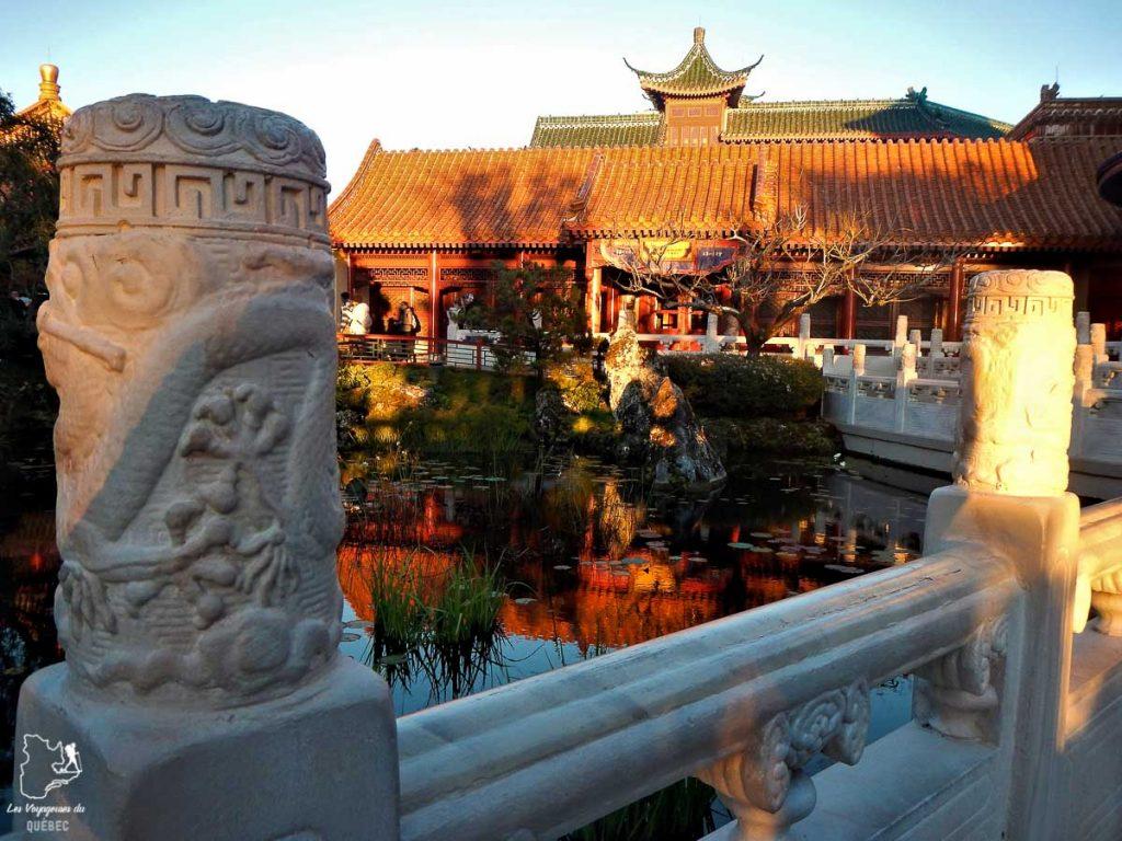Pavillon du Japon au parc d'attractions Epcot à Walt Disney World à Orlando dans notre article Walt Disney World en Floride : Le meilleur de ce parc d'attractions en Floride #waltdisney #waltdisneyworld #floride #disney #parcattraction #orlando