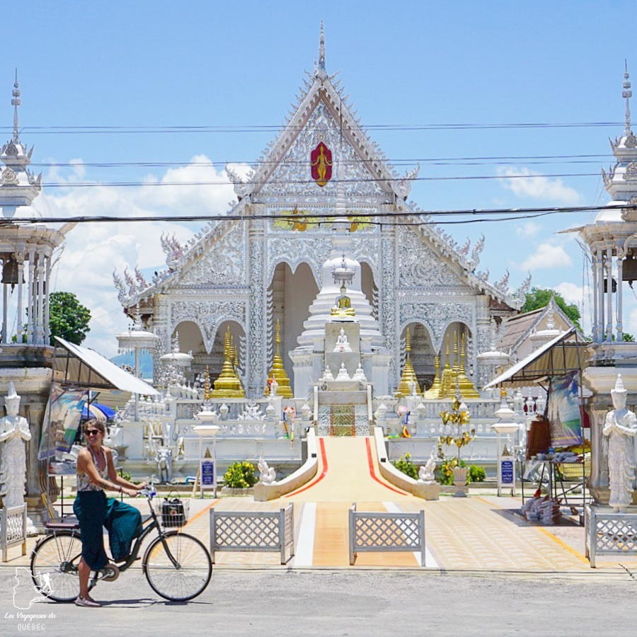 Temples de Lampang, à visiter dans le nord de la Thaïlande dans notre article Visiter le nord de la Thaïlande hors des sentiers battus #thailande #nord #horsdessentiersbattus #asie #asiedusudest #voyage