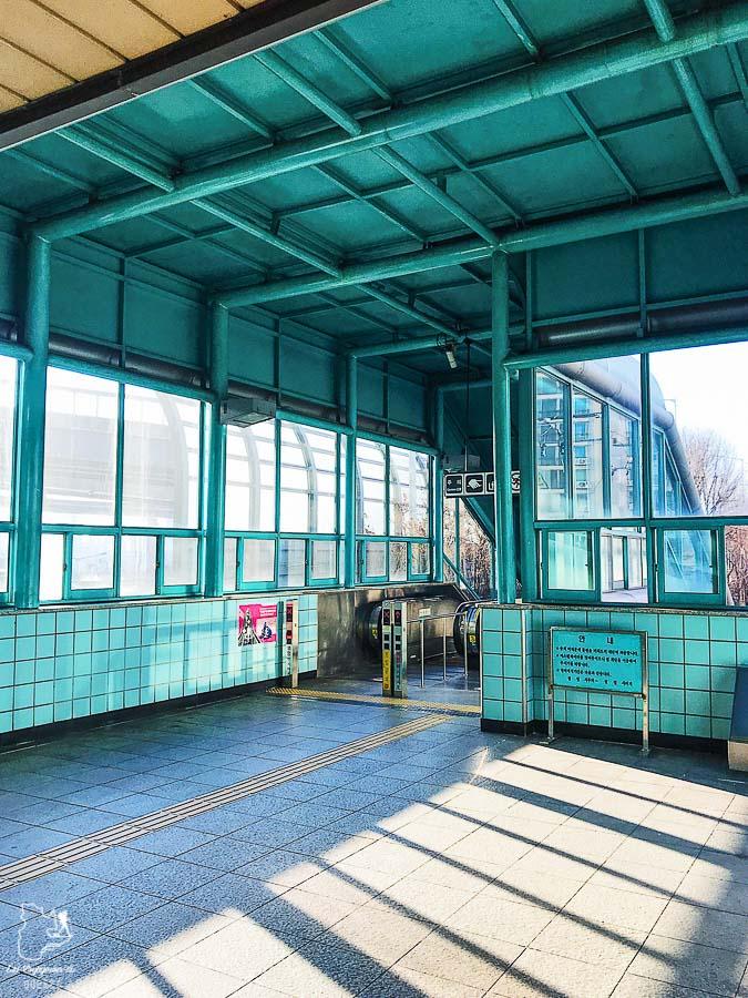 Se déplacer en métro à Séoul dans notre article Visiter Séoul : Que faire à Séoul, la capitale de la Corée du Sud #seoul #coreedusud #asie #voyage
