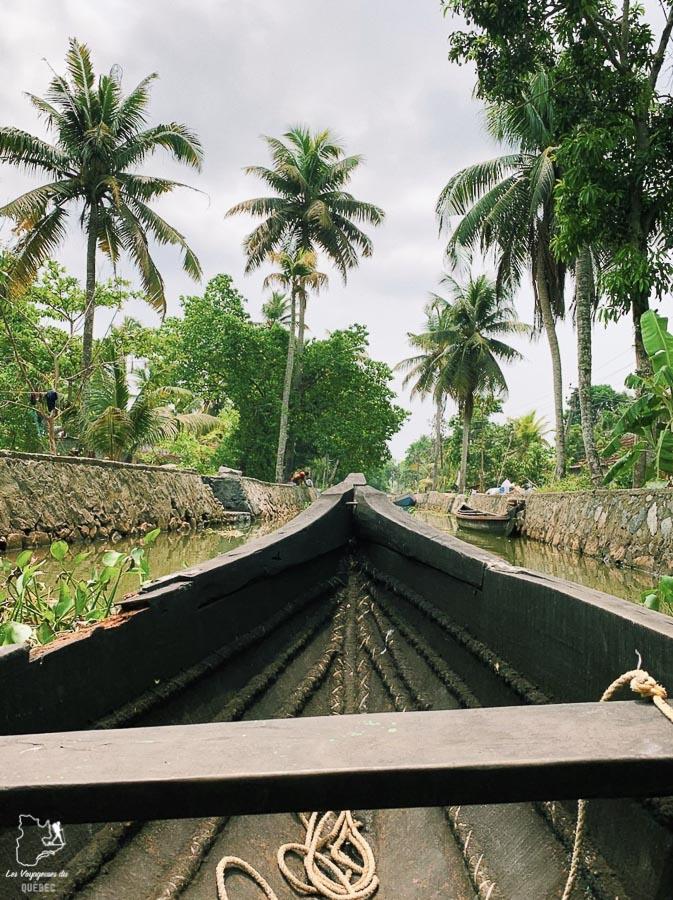 Alleppey, un incontournable d'un voyage en Inde du Sud dans notre article sur Que voir en Inde du Sud : Mon itinéraire de voyage dans le sud de l'Inde #inde #indedusud #suddeinde #voyage #asie #itineraire