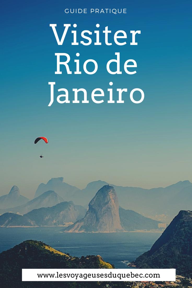Visiter Rio de Janeiro : que faire et que voir
