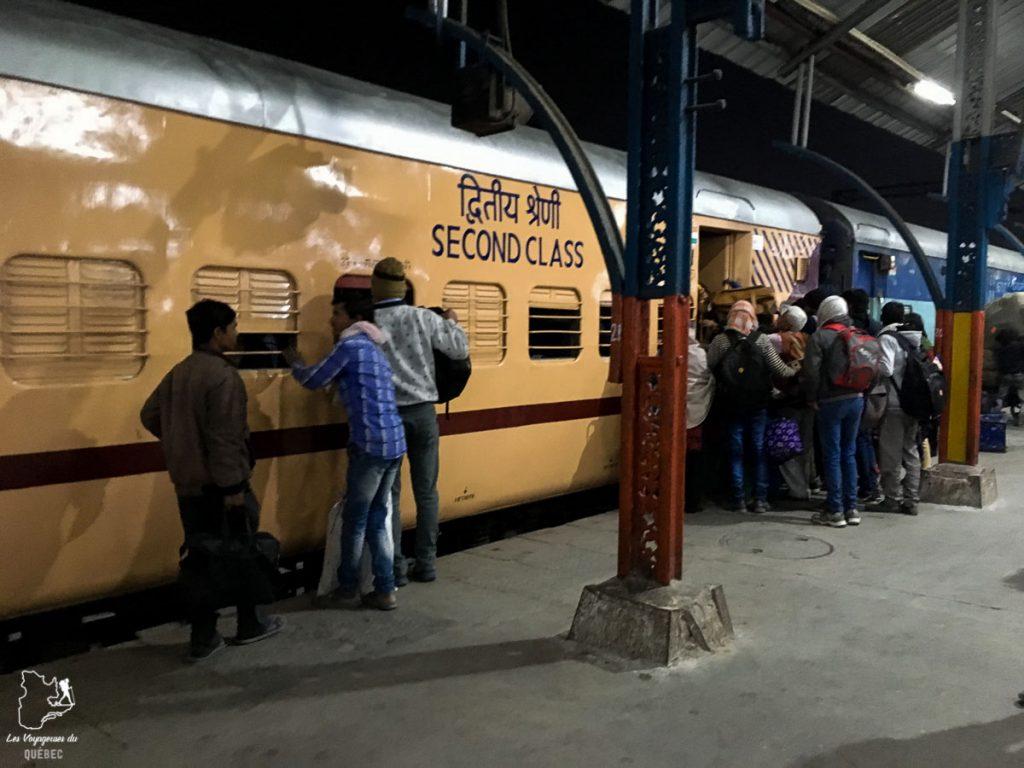 S'assurer de prendre le bon train en Inde dans notre article Bus et train en Inde : Démystifier la réservation de train en Inde et de bus #train #bus #inde #voyage #transport #sedeplacer